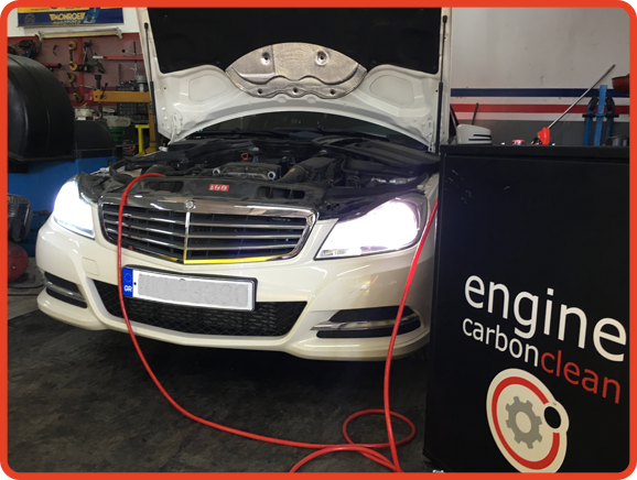 Engine Carbon Clean Greece
